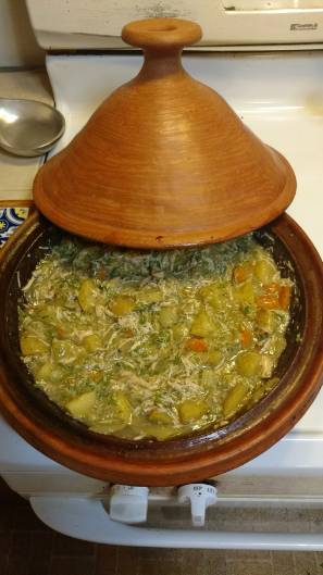 Turkey Stew (COVID Comfort Cooking)
